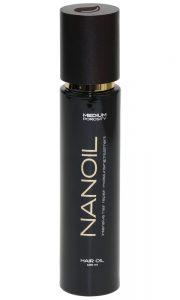 olejek do włosów który działa - Nanoil
